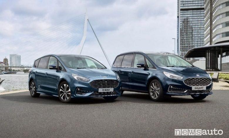 Auto ibride Ford