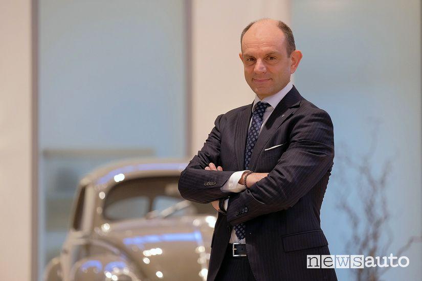 Giovanni Tauro, Direttore Marketing Volkswagen