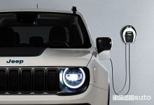 Photo of Jeep Renegade 4xe, ibrida plug-in benzina + elettrico 4×4