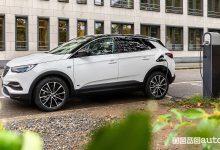 Photo of Opel Grandland X Hybrid, caratteristiche e prezzo con l'Ecobonus