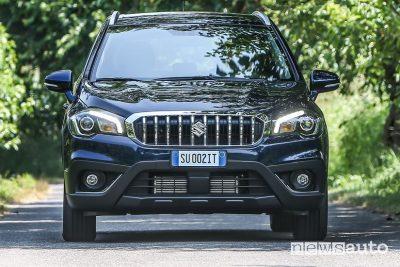 Mascherina anteriore Suzuki S-Cross Hybrid MHEV