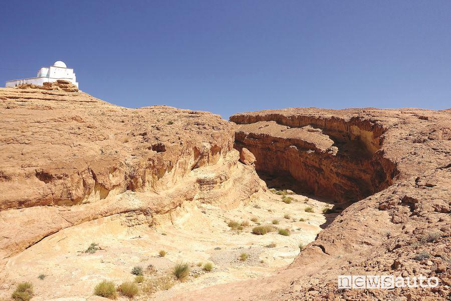Canyon Sidi Bouhlel: è poco conosciuto. in Tunisia