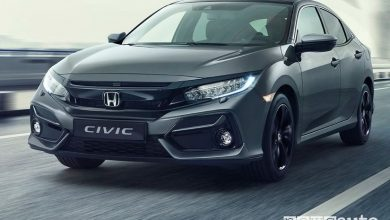 Photo of Honda Civic 2020 restyling, anteprima