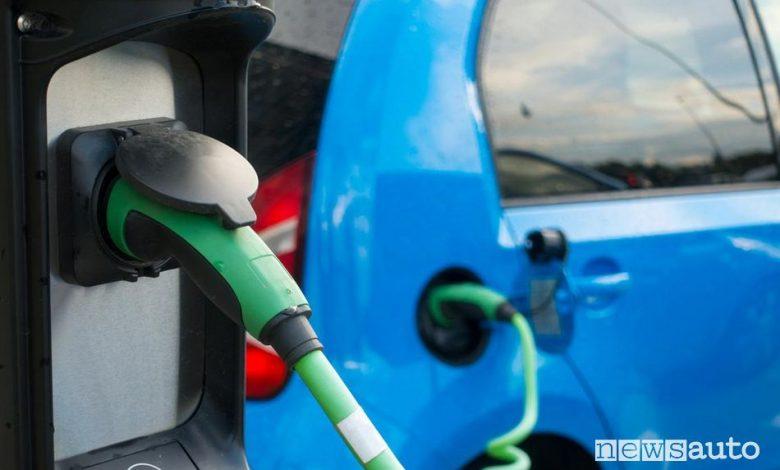 Incentivi auto elettriche e ibride in Sardegna