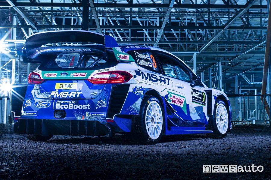 Ford Fiesta WRC livrea 2020