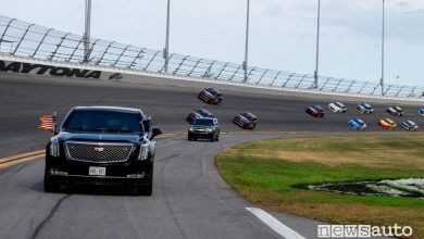 Photo of Daytona, Donald Trump in pista alla 500 miglia Nascar