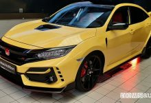 Photo of Honda Civic Type R Limited Edition, serie limitata caratteristiche e prezzo
