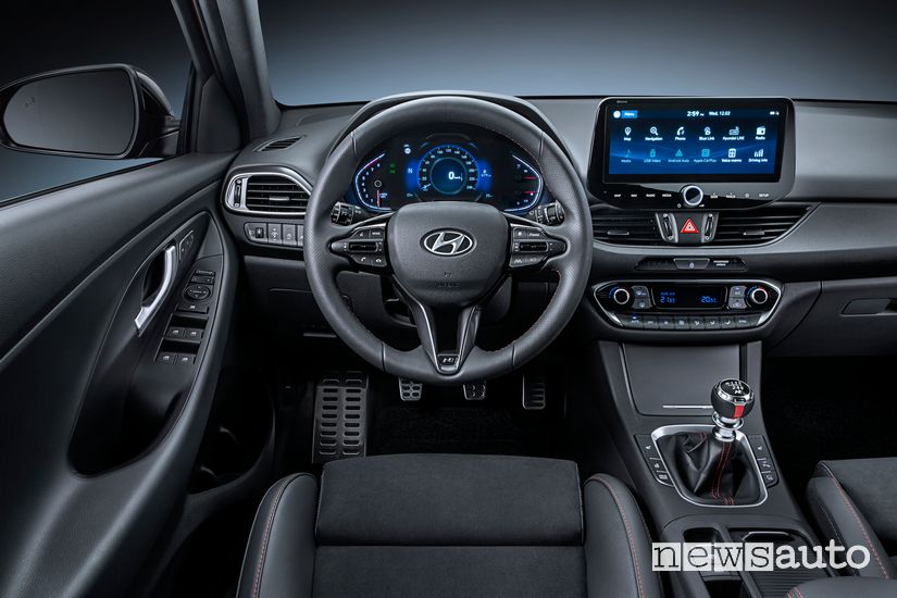 Plancia strumenti Hyundai i30 N Line