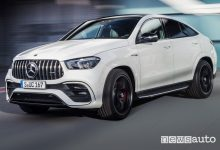 Photo of Mercedes-AMG GLE 63 4MATIC+ Coupé, caratteristiche e scheda tecnica