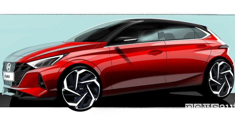 Hyundai i20 2020 teaser