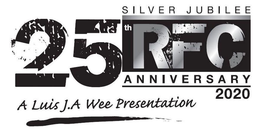Logo per i 25 anni del Rainforest in programma per il 2020