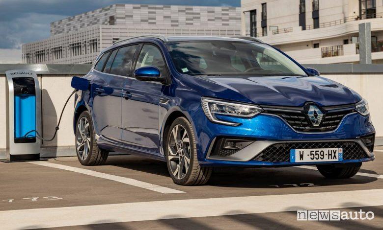 Renault Mégane E-Tech plug-In PHEV