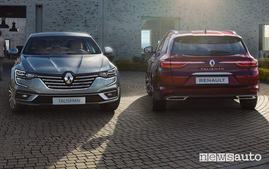Renault Talisman Sporter 2020 Initiale Paris