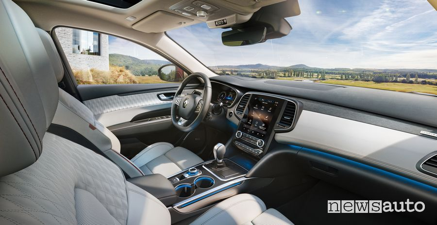 Abitacolo Renault Talisman 2020