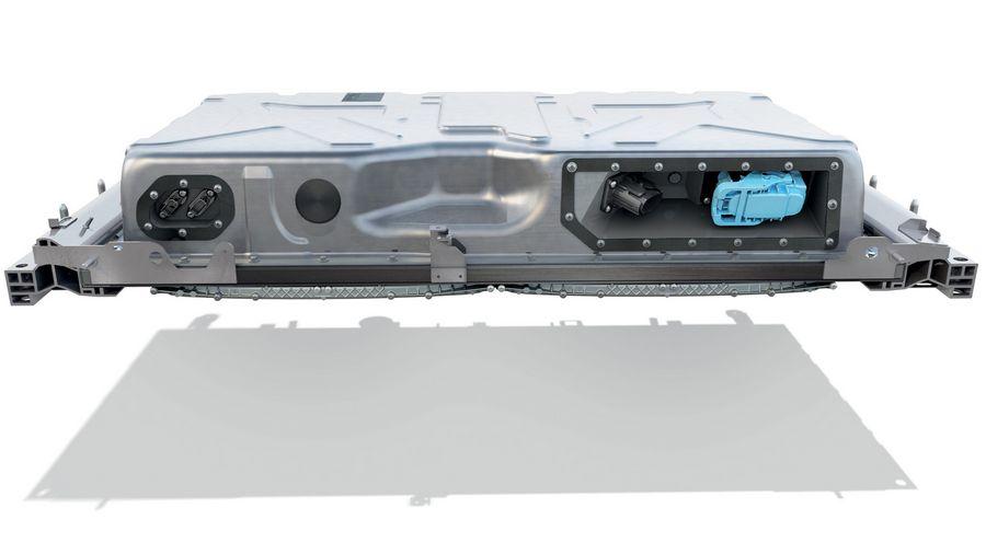 Batteria al litio da 22 kWh Renault Twingo Z.E.