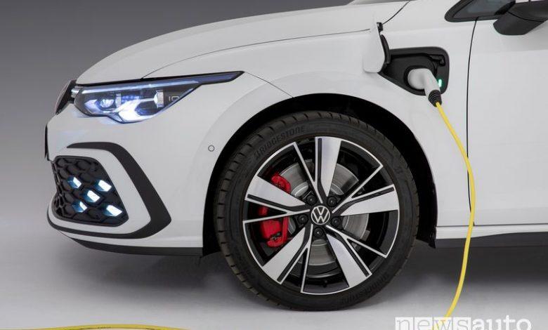 auto ibride plug-in phev 2020