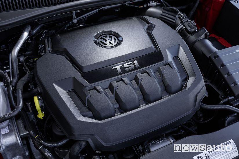Vano motore TSI Volkswagen Polo GTI