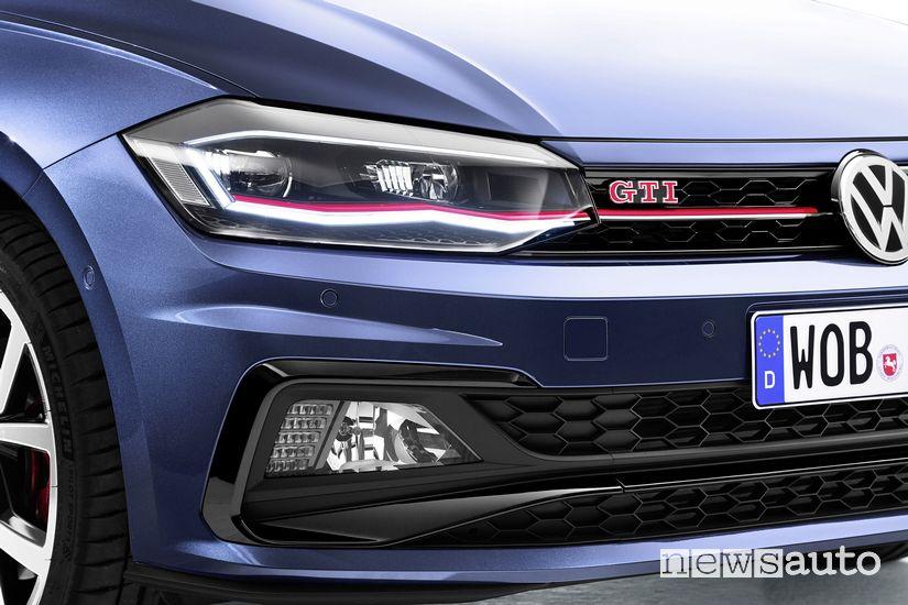 Faro anteriore Volkswagen Polo GTI