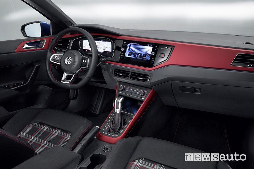 Plancia strumenti interni Volkswagen Polo GTI