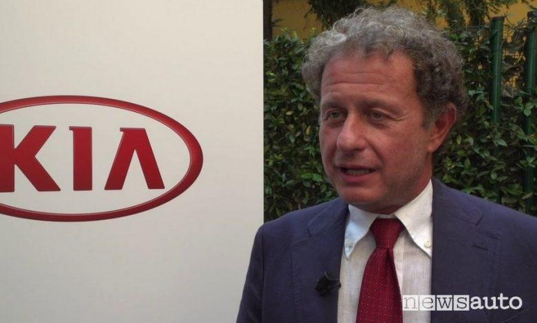 Giuseppe Bitti, Amministratore Delegato di Kia Motors Company Italy