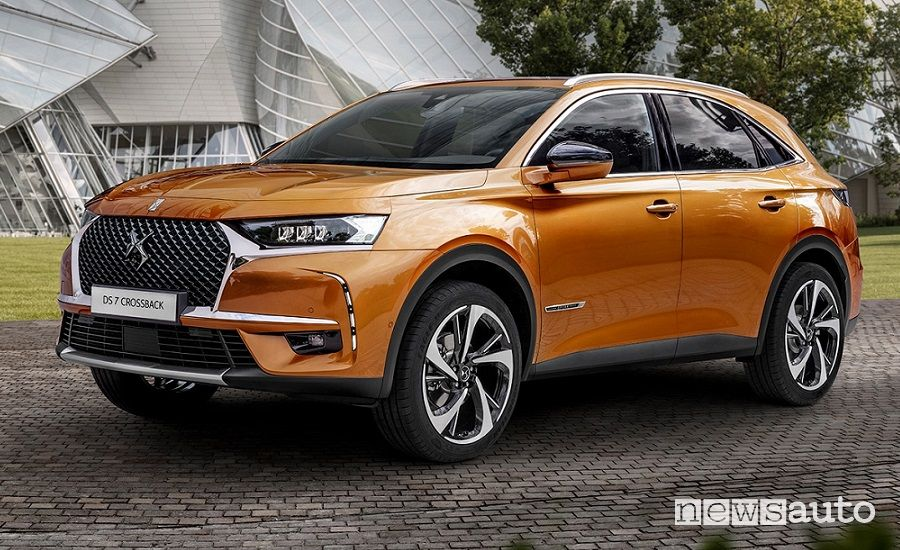 DS 7 Crossback Prestige