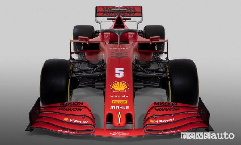 calendario f1 2020 formula 1