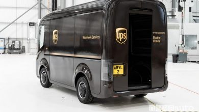 Photo of Furgoni elettrici UPS, costruiti su misura da Arrival