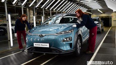 Photo of Hyundai Kona Electric, più produzione per l'Europa