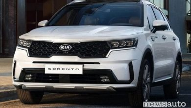 Photo of Kia Sorento 2020, com'è anteprima [foto]