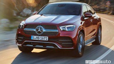 Mercedes-Benz GLE Coupé 2020