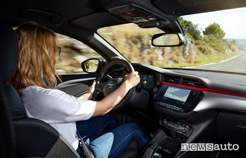 sistemi ADAS Opel Corsa