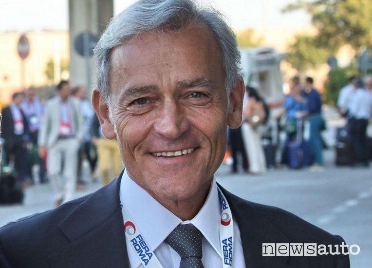 Pietro Piccinetti,  Direttore Generale di Fiera Roma