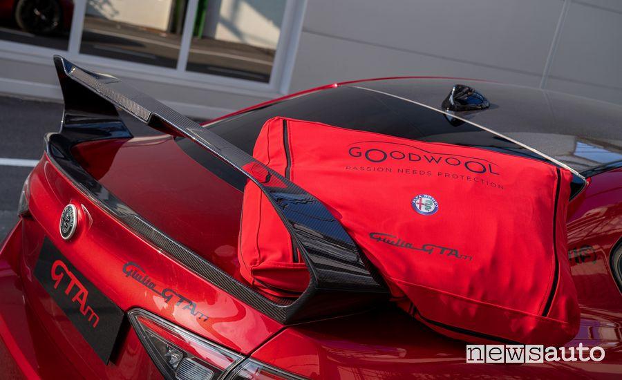 Telo protettivo Alfa Romeo Giulia GTAm
