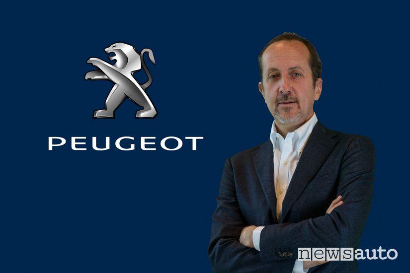 Andrea Ciucci, Direttore Vendite in Peugeot Italia