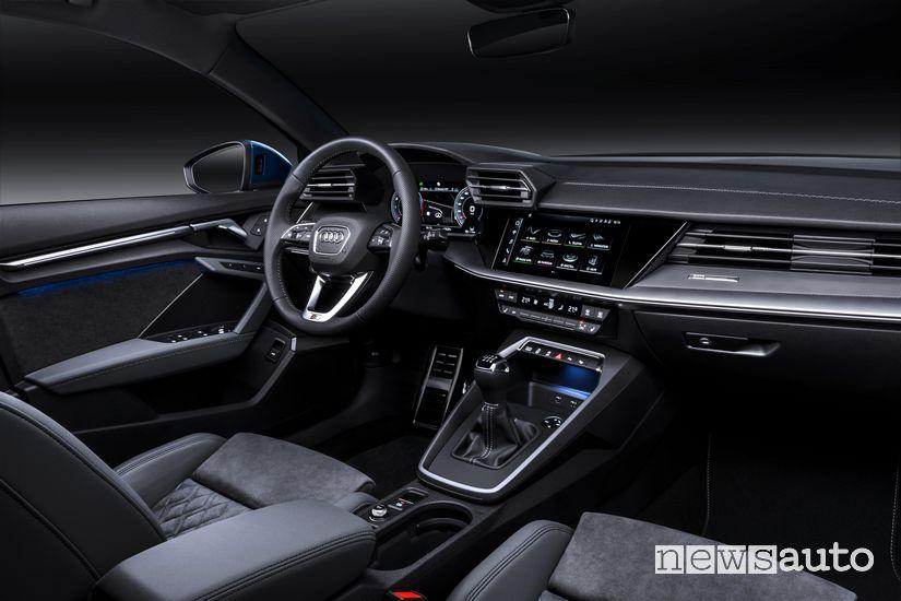 Plancia strumenti Audi A3 Sportback 2020