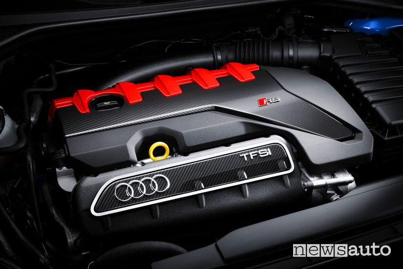 Motore 2.5 TSFI Audi RS 3 Sportback