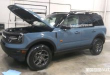 Photo of Ford Bronco, anteprima caratteristiche