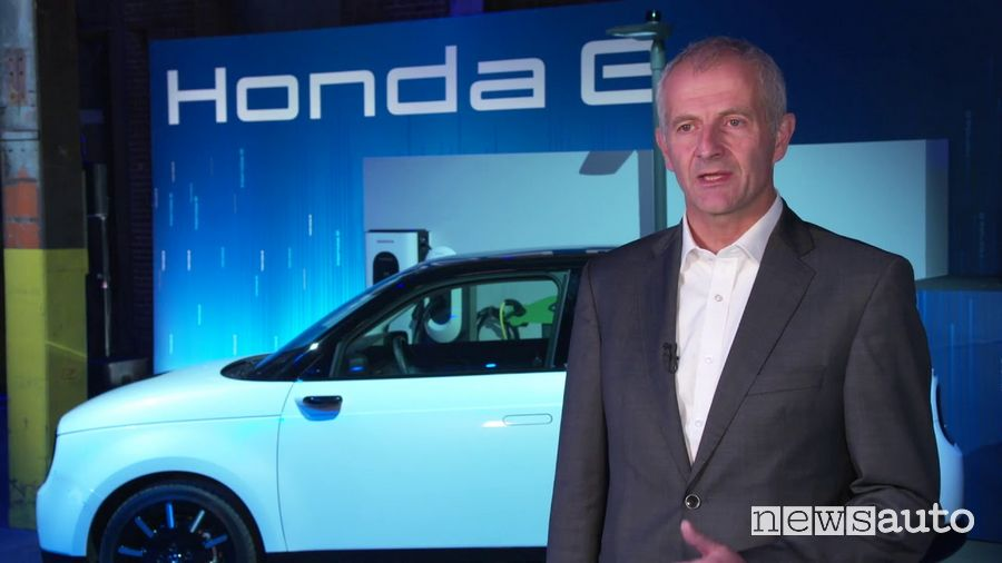 Jørgen Pluym, Project Leader per la gestione dell'energia di Honda Motor Europe