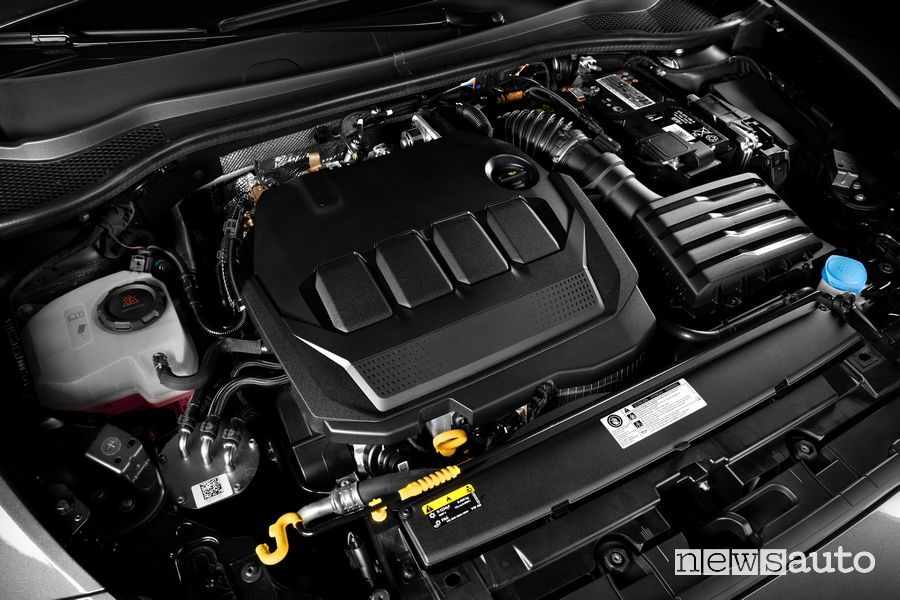 Vano motore diesel TDI Seat Leon 2020