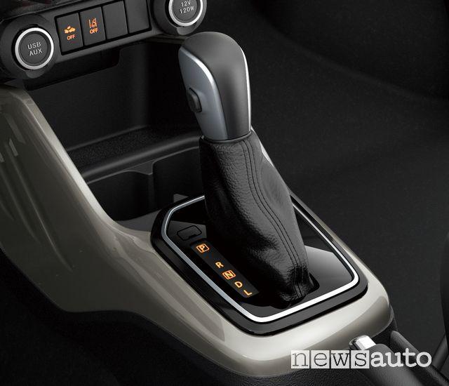 Leva cambio automatico CVT Suzuki Ignis Hybrid 2020