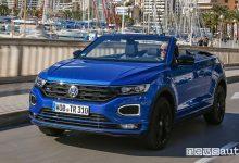 Photo of Volkswagen T-Roc Cabriolet prezzi, gamma e allestimenti