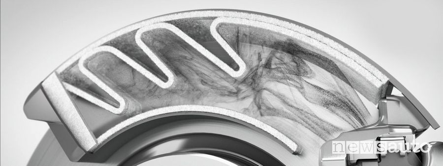 filtro antiparticolato per freni della Mann+Hummel