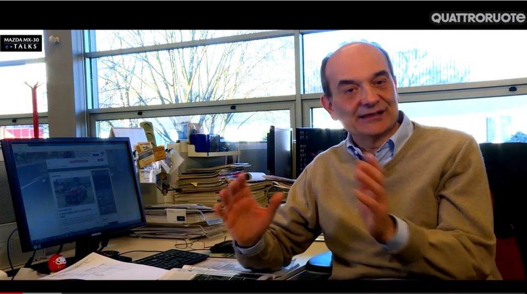 L'ingegner Roberto Boni di Quattroruote ha spiegato bene i costi ed il prezzo dell'elettricità, molto più economico a casa.