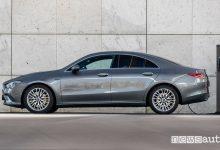 Photo of Mercedes CLA ibrida plug-in, elettrico+benzina EQ Power