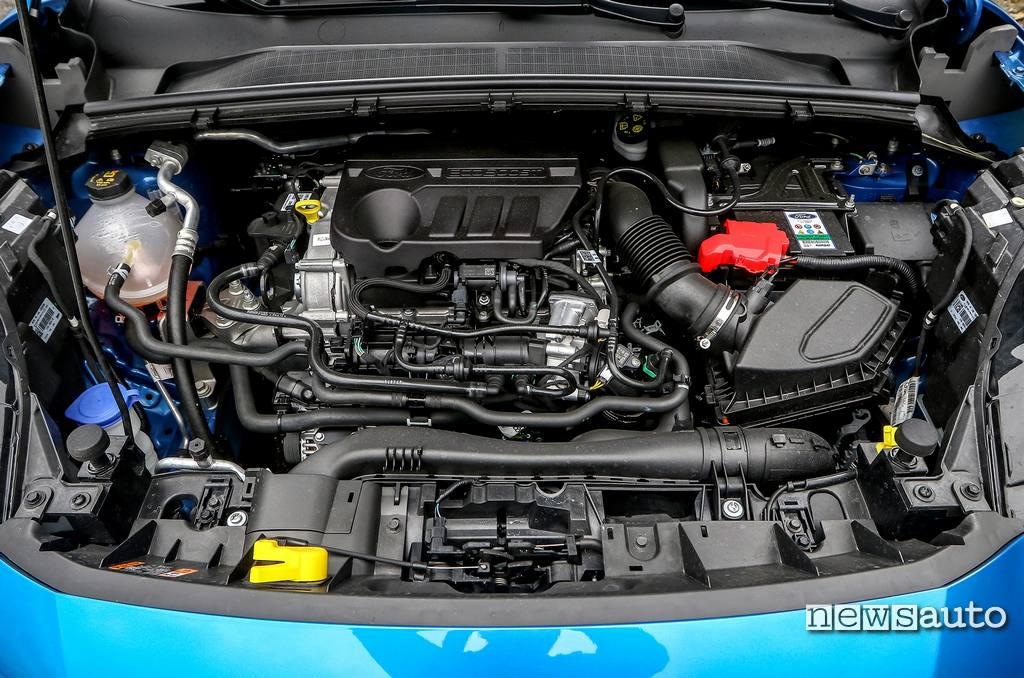 Motore Ford 1.0 EcoBoost Hybrid