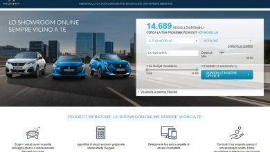 Photo of Concessionarie chiuse per Coronavirus, Peugeot potenzia il Webstore