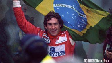 Photo of Ayrton Senna, storia del grande pilota Campione in una biografia