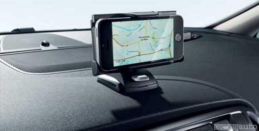 Supporto telefono per auto Opel Flexdock