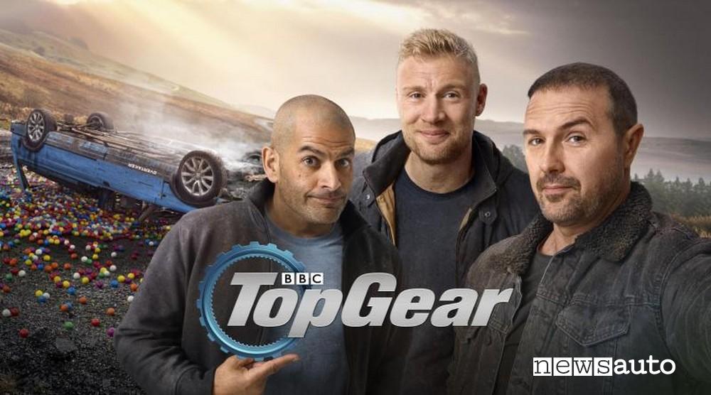 top gear locandina