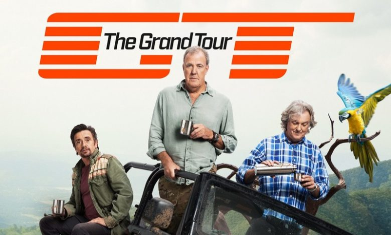 the grand tour serie tv auto